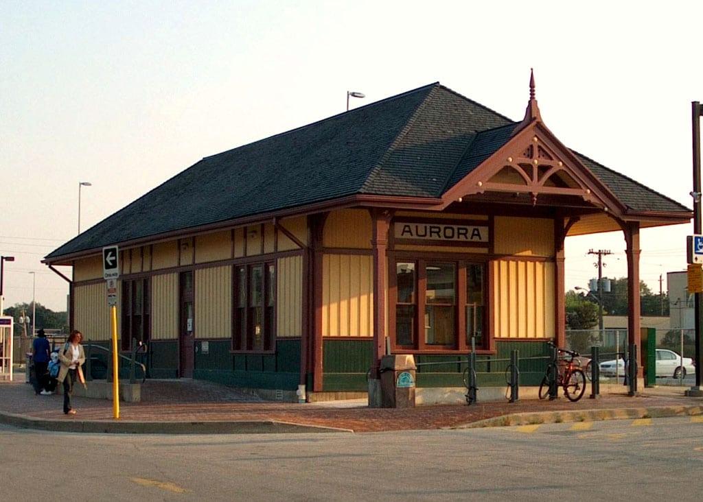 Aurora GO Station Restoration