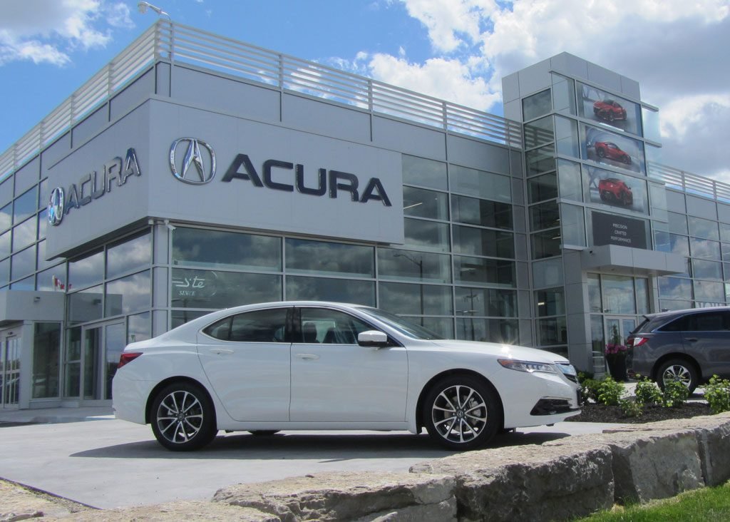 Sterne Acura