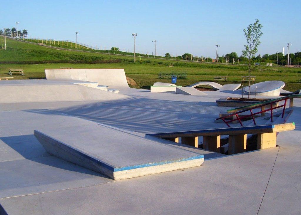 Chinguacousy Skatepark, City Of Brampton