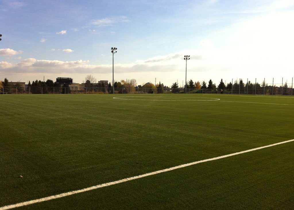 Richmond Green East Artificial Turf Sports Field
