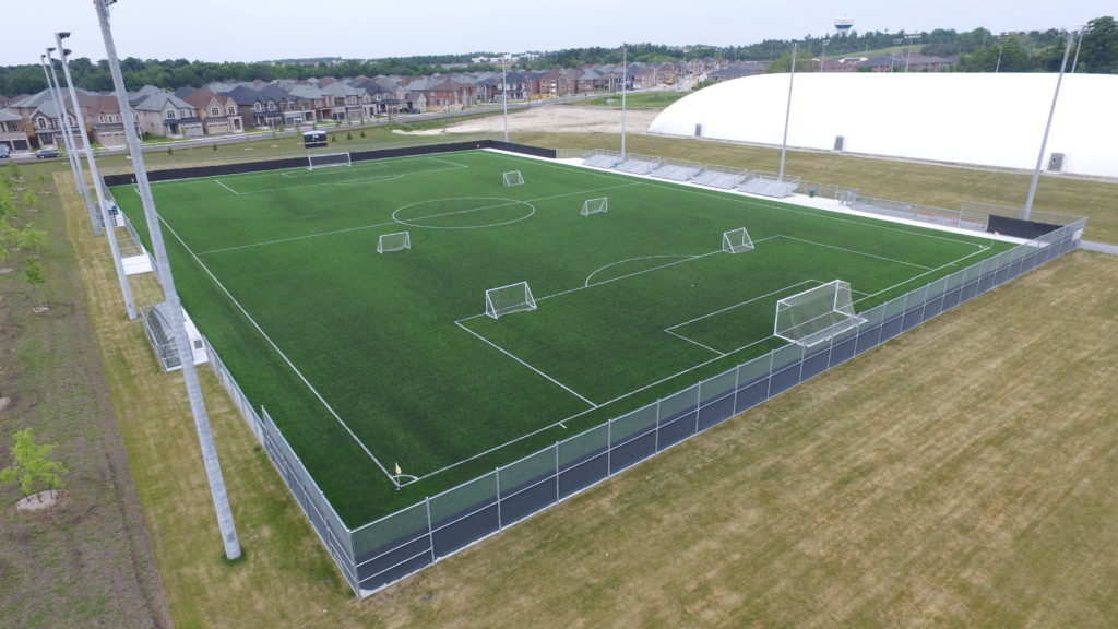 Stewart Burnett Park Turf Field