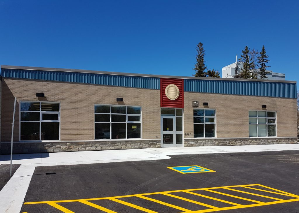 Orchard Park Childcare Addition