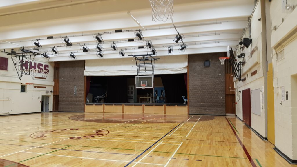 Huron Heights SS – Interior Reno and Roof Replacement