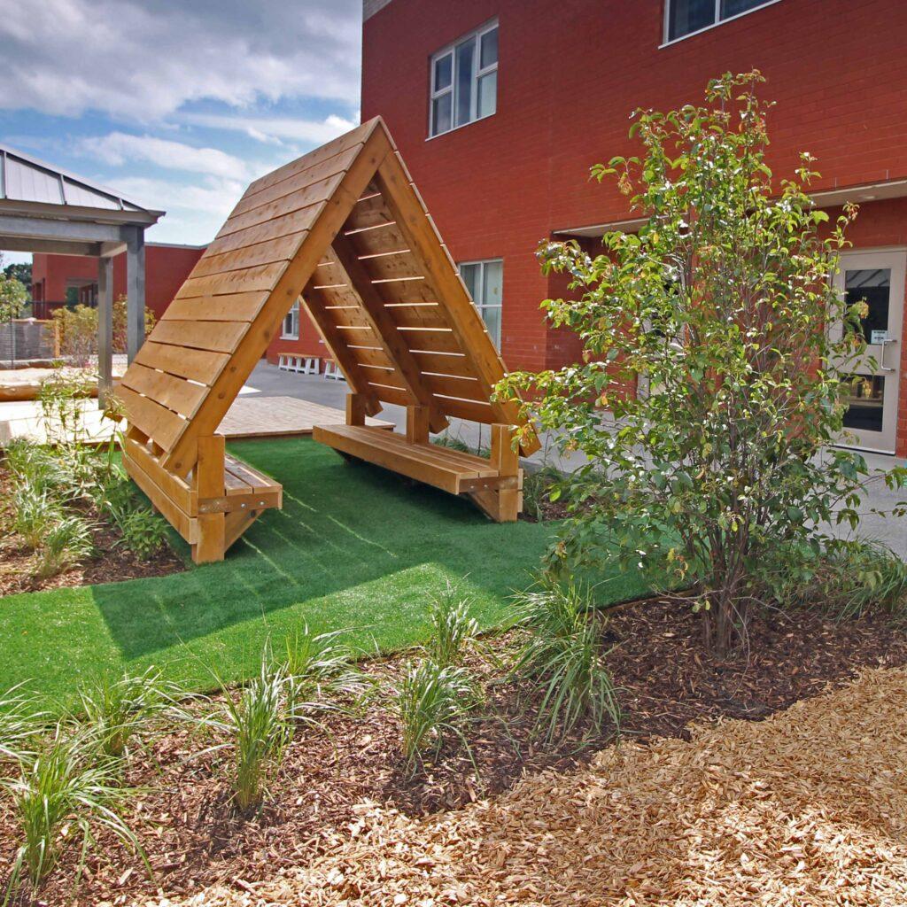 St. Bernard's CES Kindergarten Playground Redevelopment