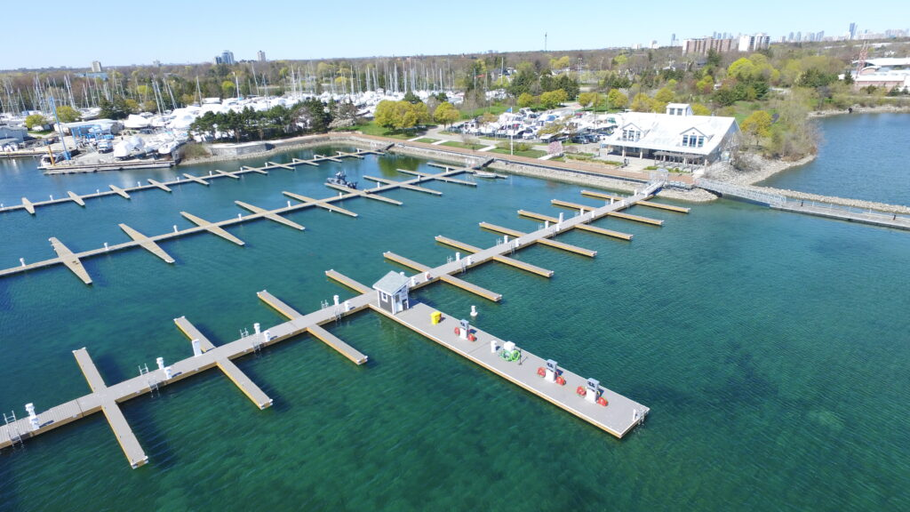 Lakefront Promenade Marina Docks and Fuel System Replacement