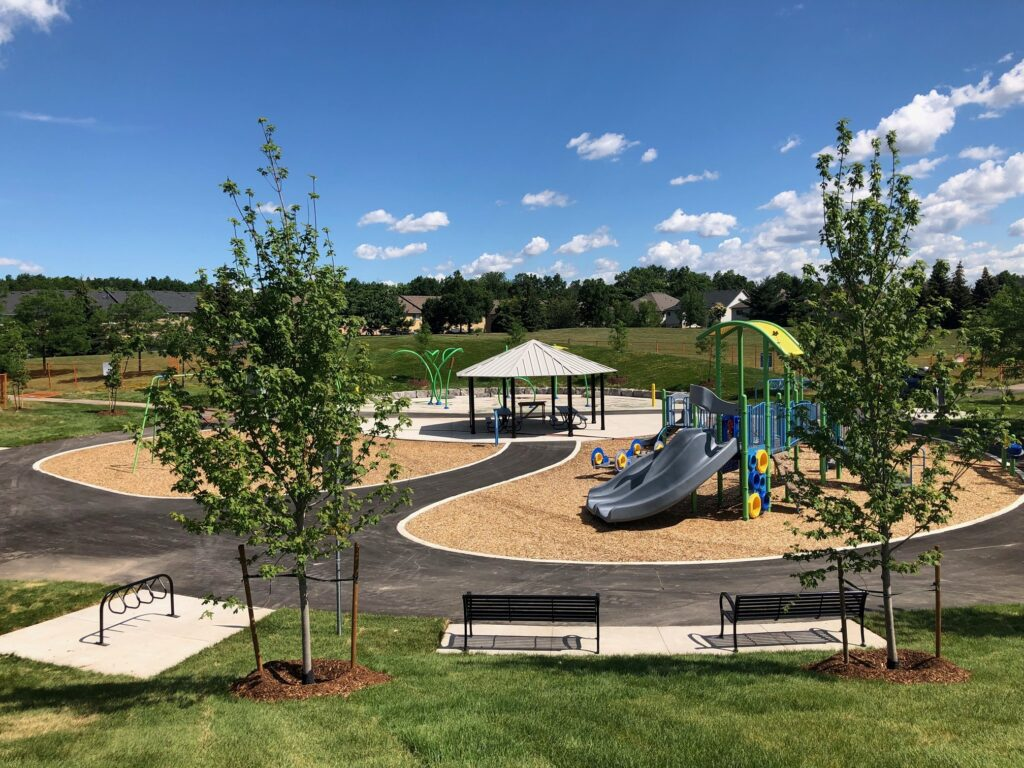 DesJardines Park Improvements